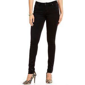 Celebrity Pink Black Stretch Skinny Jeans